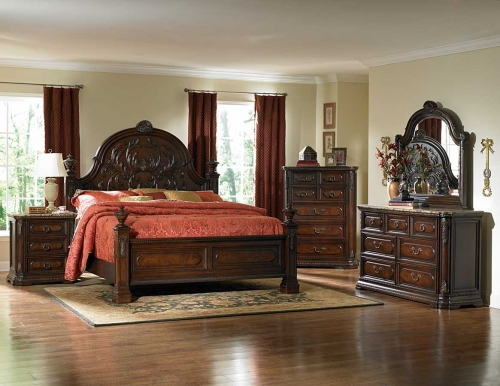 BC Spanish Bay Bedroom Set 1308
