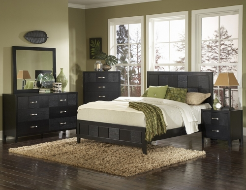 B BED SET York Bedroom Set 1448