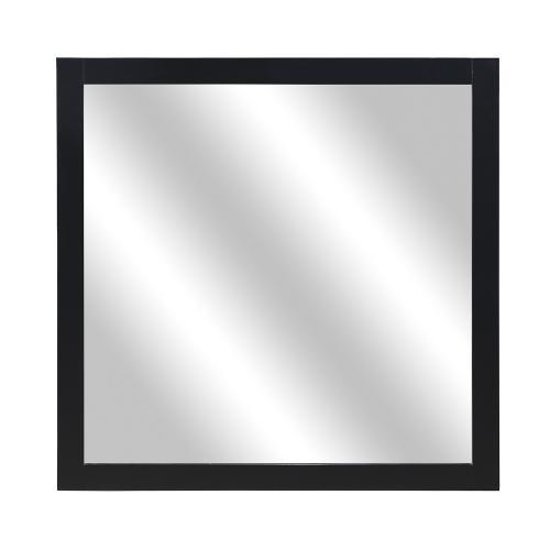 Seabright Mirror - Black