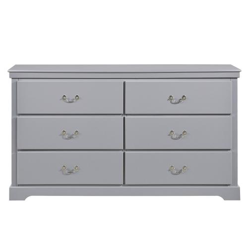 Seabright Dresser - Gray