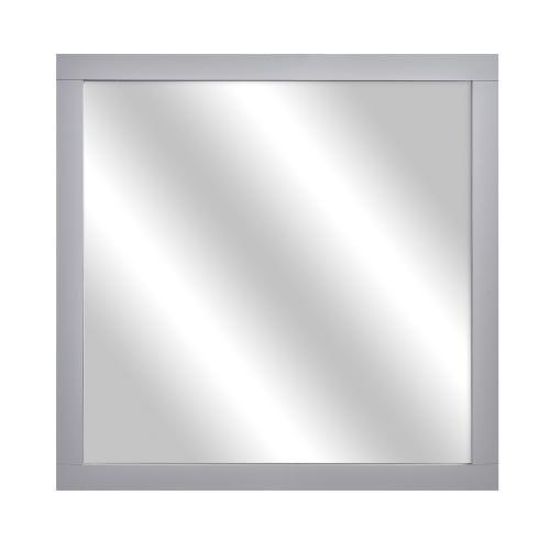 Seabright Mirror - Gray