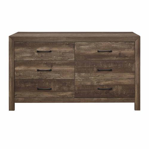 Corbin Dresser - Rustic Brown