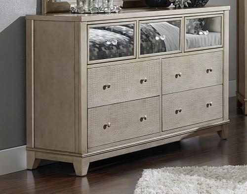 Odelia Dresser - Silver