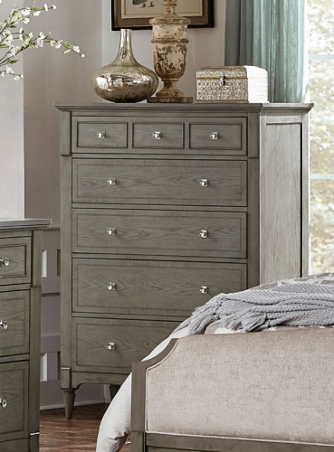 Albright Chest - Barnwood Grey