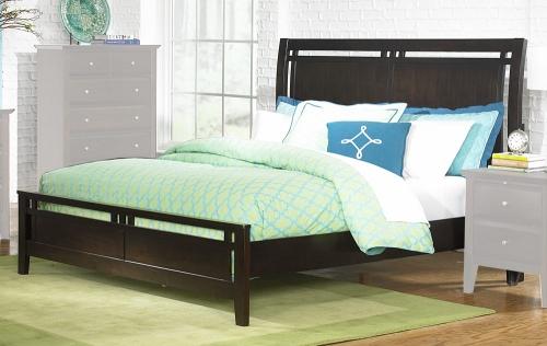 Verano Sleigh Bed