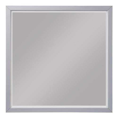 Wellsummer Mirror - Gray