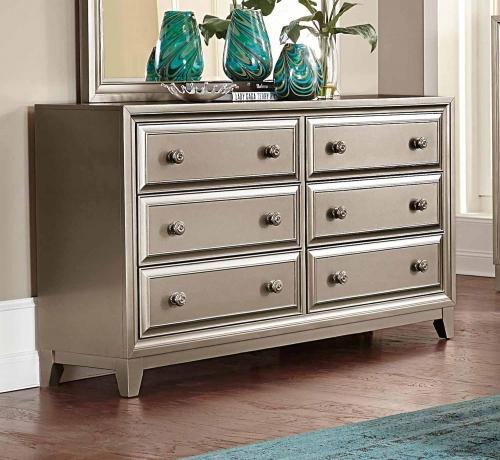 Hedy Dresser - Silver