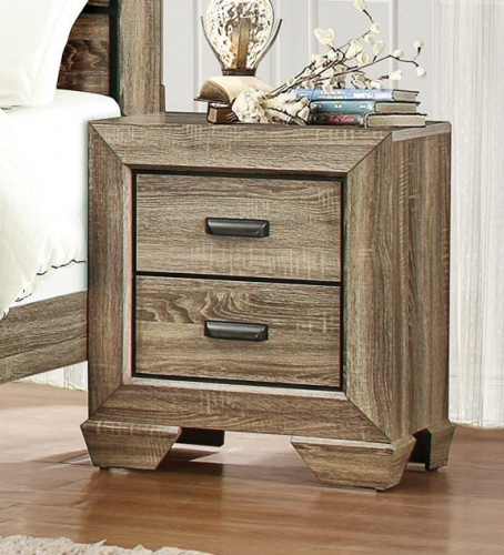 Beechnut Night Stand - Light Elm
