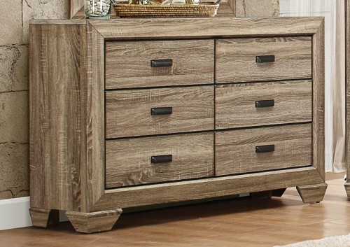 Beechnut Dresser - Light Elm