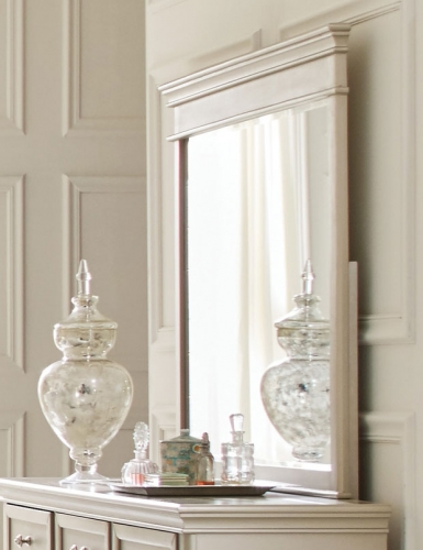 Homelegance Celandine Mirror - Silver