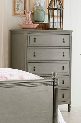 Aviana Chest - Antique Gray