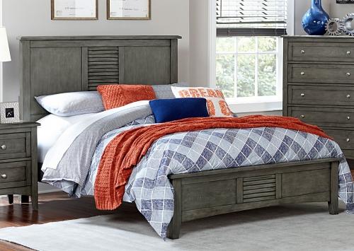 Garcia Bed - Gray
