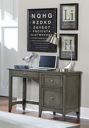 Garcia Writing Desk - Gray