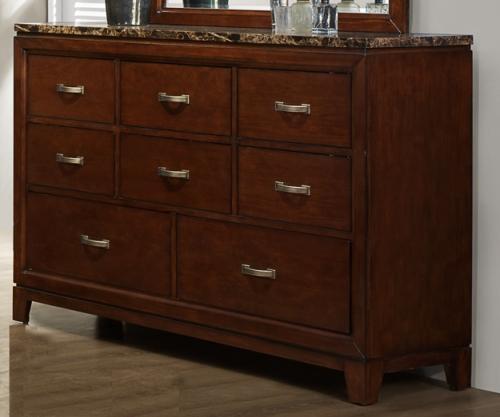 Bleeker Dresser FauMarble Top 1303