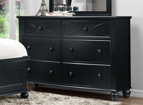 Sanibel Dresser - Black