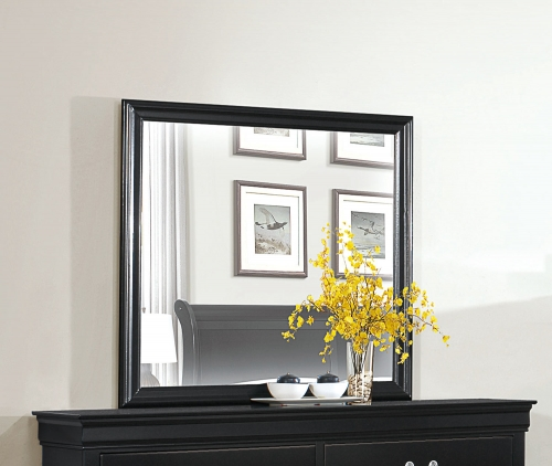 Homelegance Mayville Mirror - Black
