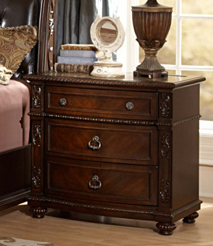 Hillcrest Manor Night Stand - Cherry