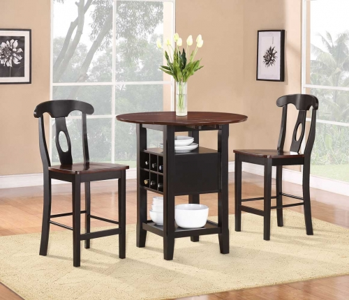 Atwood 3-Piece Counter Height Dining Set
