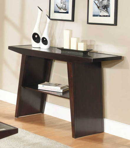 Cullum Sofa Table - Dark Espresso