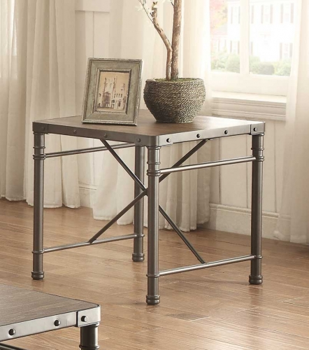 Themis End Table