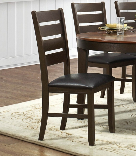 Grunwald Side Chair - Dark Brown