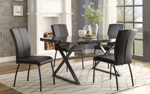 Rancho Portola Dining Set - Metal