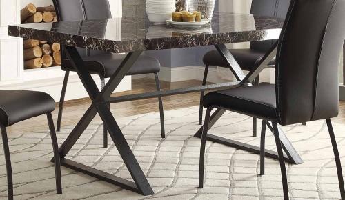 Rancho Portola Dining Table - Metal