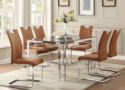 Watt Dining Set - Metal