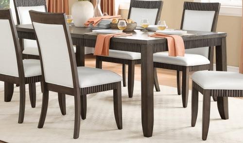 Piqua Dining Table - Grey