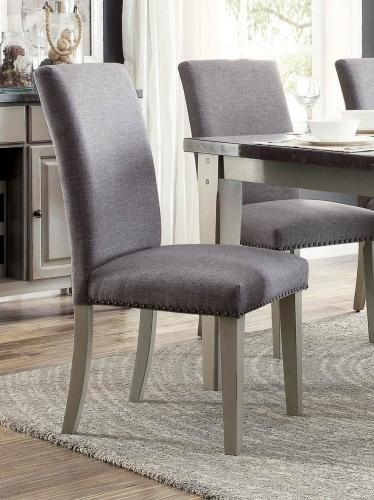 Mendel Side Chair - Grey