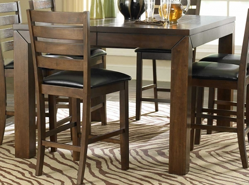 Eagleville Counter Height Table - Acacia