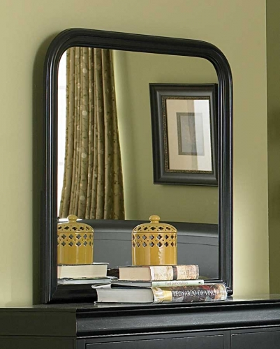 Marianne Mirror - Black