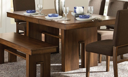 Sedley Dining Table - Walnut