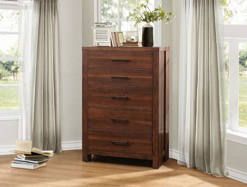 Sedley Chest - Walnut
