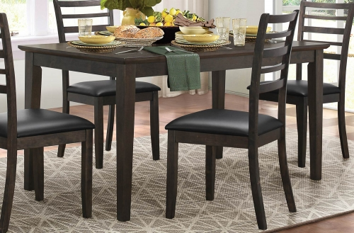 Cabrillo Dining Table - Grey/Brown