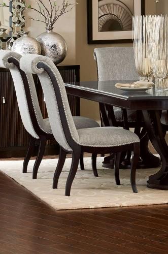 Savion Side Chair - Espresso