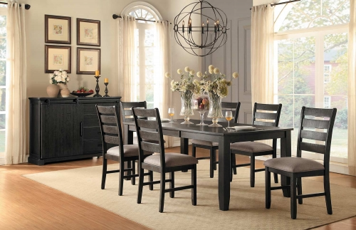 Stevensville Rectangular Dining Set
