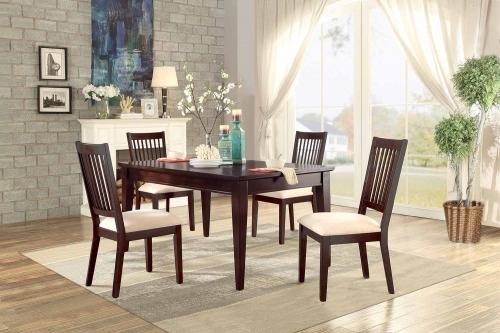Timber Forge Rectangular Dining Set - Cherry