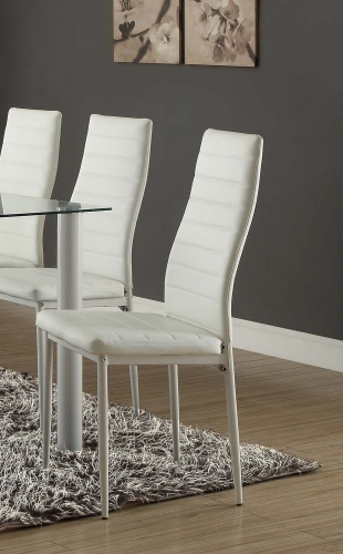 Florian Side Chair - White