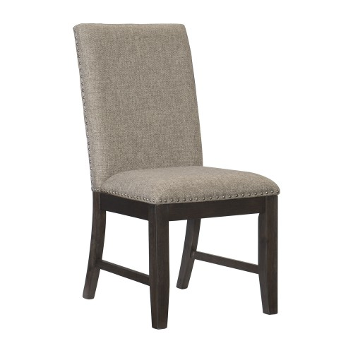Southlake Side Chair - Wire-brushed Rustic Brown