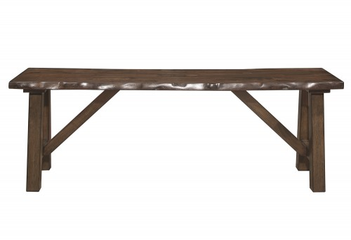 Whittaker Bench - Light Burnished Brown