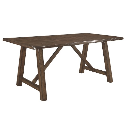 Whittaker Dining Table - Light Burnished Brown