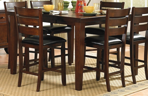 Homelegance Ameillia Counter Height Dining Table