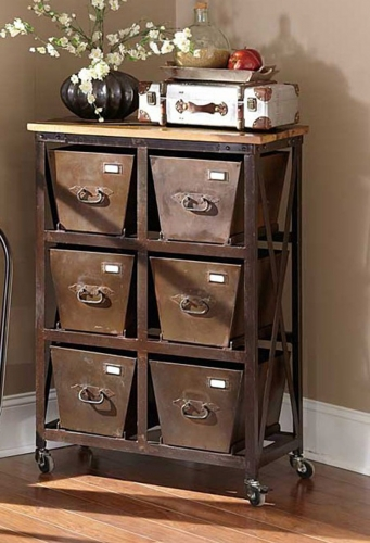 Amara 6 Drawer Chest
