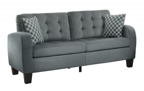 Sinclair Sofa - Gray Fabric