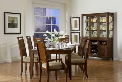 DC DIN SET Campton Dining Set