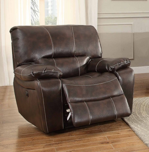 Timkin Power Reclining Chair - Dark Brown