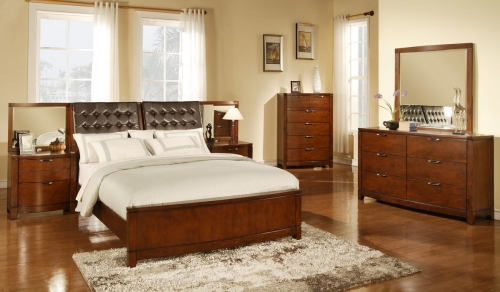 B Hamilton Street Bedroom Set 1557