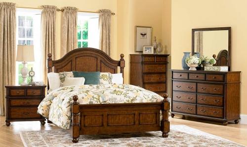 B Langston Bedroom Set 1168