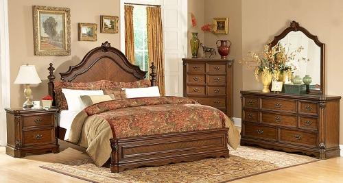 B Montrose Bedroom Set 1570